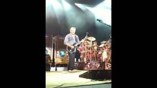 Rush - 2112 - Time Machine - FRONT ROW!