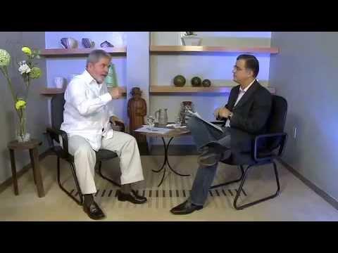 Kennedy Alencar entrevista Luiz Inácio Lula da Silva - Bloco 1/3