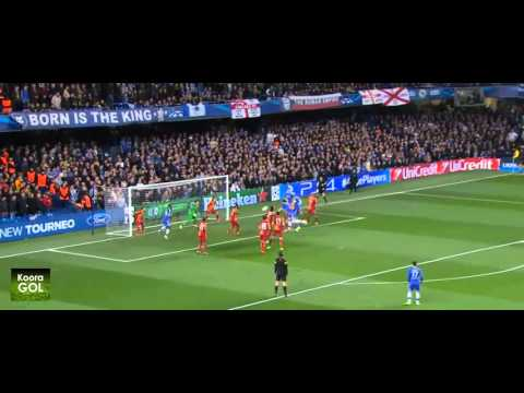 Chelsea vs Galatasaray 2-0 ~ All Goals & Highlights [18/03/2014]