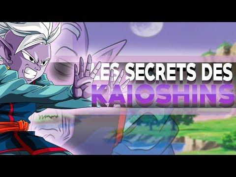 LES SECRETS DES KAIOSHINS !