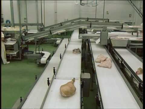 MECANOVA Sala de despiece cerdo ibérico
