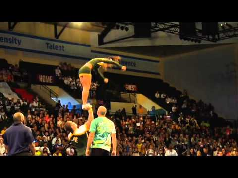 Recap of the 2013 ICU World Cheerleading Championships