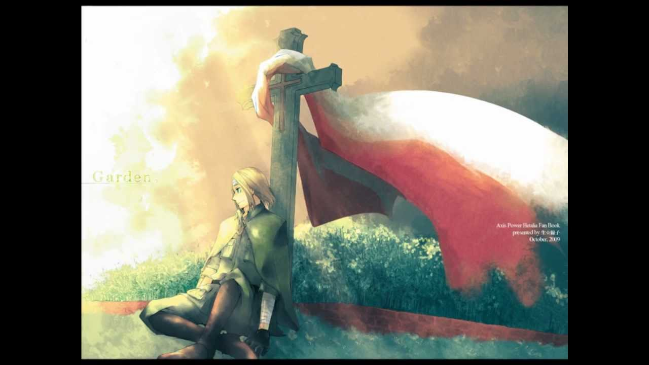 hetalia - himno de polonia    anthem poland    hymn polska