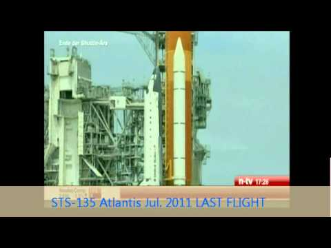 Space Shuttle Atlantis 2011 STS-135