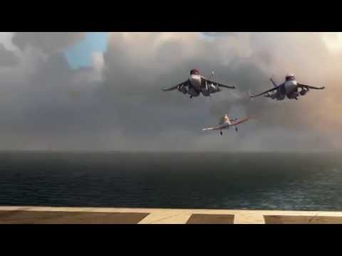 Planes Trailer 2013 Disney Movie  Official HD]