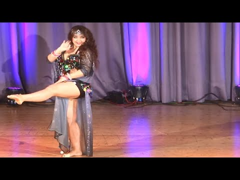 Natalia Kalinina Belly Dance