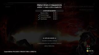Live Mortal Kombat super luta no chefe da invasão.