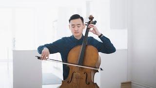 """Japanese Denim"" - Daniel Caesar (Cello Cover by Nicholas Yee)"