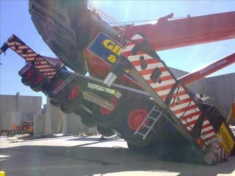 Crane FAIL.