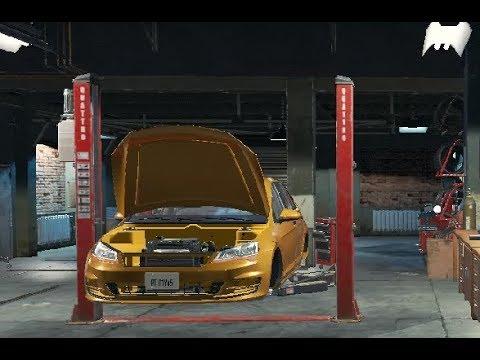 УБИРАЕМ СТУК В ДВИГАТЕЛЕ У ОПЫТНОГО ГЕЙМЕРА | Car Mechanic Simulator 2018