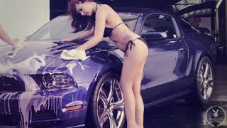 Sexiest Car Wash Ever | Elizabeth Marxs and Ali Rose