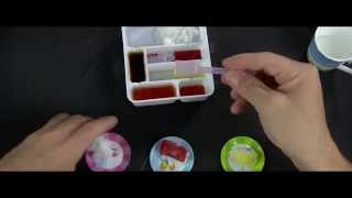 Kracie Popin Cookin - Sushi Shaped Candy (how not to do it) ASMR
