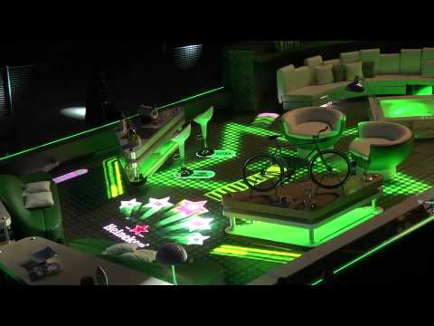 Heineken | The SUB Livingroom