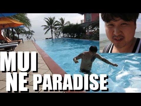 Mui Ne Beach, Vietnam Travel and Food 2015