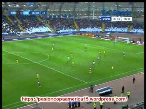 Paraguay 1 Jamaica 0 (CX12 Radio Oriental)  Copa America 2015