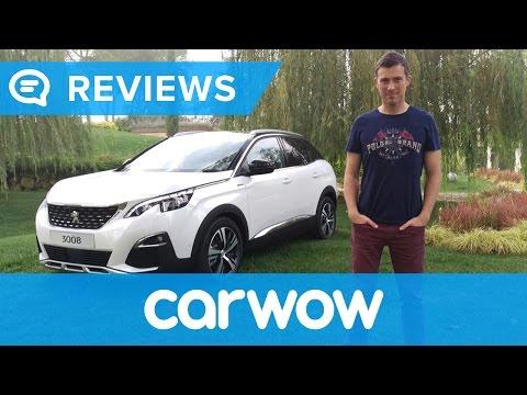 Peugeot 3008 2017 SUV review   Mat Watson Reviews
