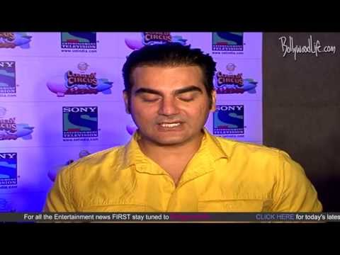 Arbaaz Khan as judge on Comedy Circus
