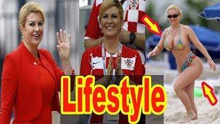 Kolinda Grabar-Kitarovic (Croatia President) Biography | Family| Net worth | Lifestyle|Hobby