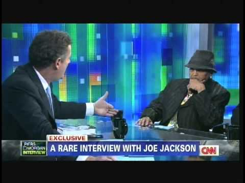 Michael Jackson&#039;s Father, Joe Jackson - Piers Morgan Interview January 30, 2013