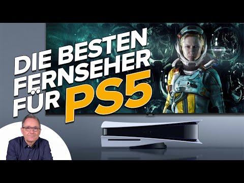 Die besten TVs für die PS5: 4K, 120 Hertz, HDR! Welcher Ferseher für die neuen Konsolen? | deutsch
