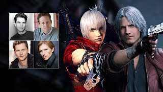 Comparing The Voices - Dante (Updated)