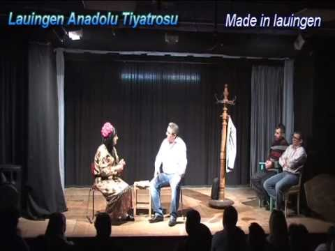 Lauingen Anadolu Tiyatrosu-Ev Hali