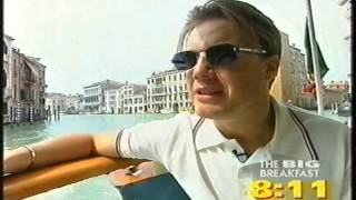 Gary Barlow on The Big Breakfast - 1997