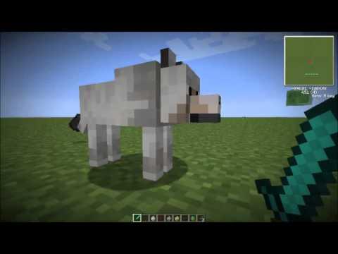 Minecraft-Mod Morph transformarse en animales