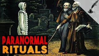 5 Paranormal Ritual Games You Should Never Play