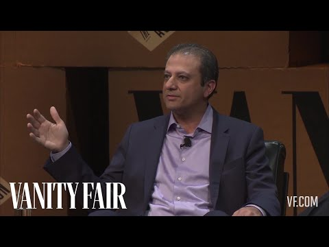 Preet Bharara on Policing Wall Street, the Mob, and More