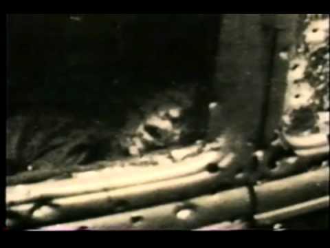 Bonnie & Clyde ambush aftermath death car film combo (HQ)