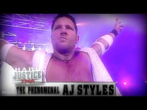 The Evolution of AJ Styles (2000-2017) thumbnail