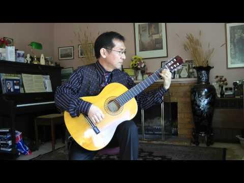 Serenade (Ständchen) by Franz Schubert - Dang Thao: Classical Guitar