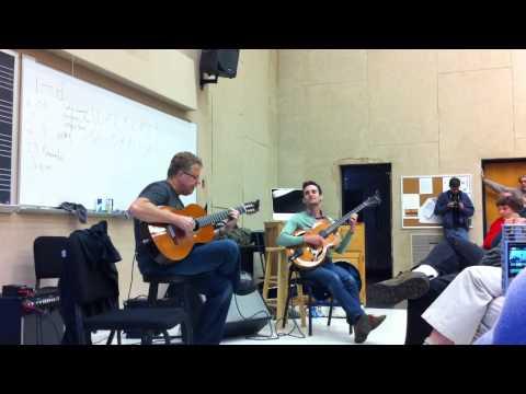 Romero Lubambo and Julian Lage - Alone Together