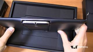 ASUS Padfone 2 Unboxing