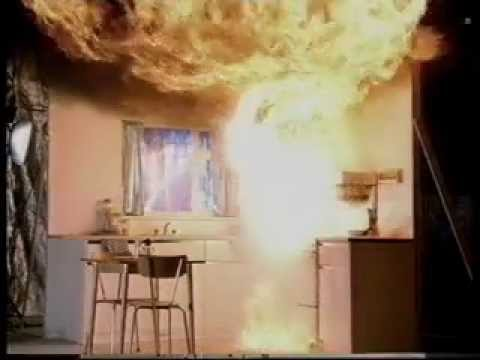 Chip Pan Fire Water Chip Pan Fire Safety Advice