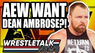 Original Enzo & Big Cass ROH Plans REVEALED! AEW Want Dean Ambrose?! WrestleTalk News Apr. 2019