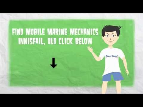 How to find mobile marine mechanics in Innisfail, QLD