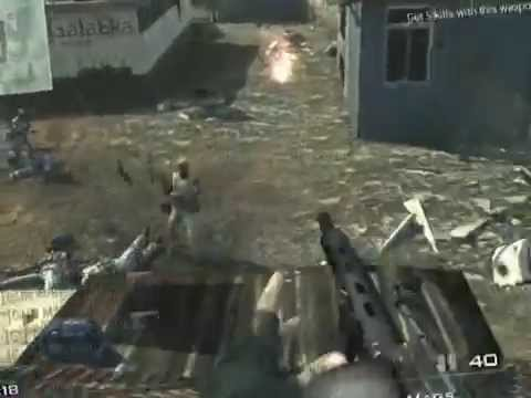 Mw3- Infected Kill Feeds, (FUNNY MOMENTS)