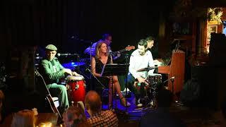 I Cant Help it 2018 Jazz Festival - Nanny Assis, Maggie Gould - Da Vida.