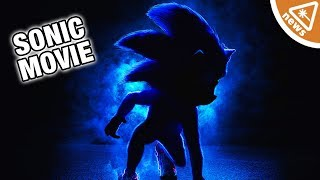 Why the First Look at the Sonic the Hedgehog Movie Has Fans Pissed (Nerdist News w/ Jessica Chobot)