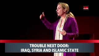 Talking TR / Trouble Next Door: Iraq, Syria and Islamic State by Sezin Öney