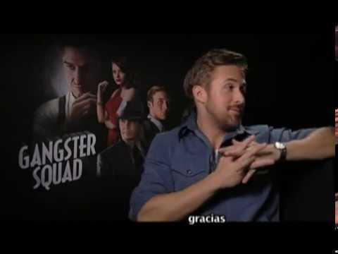 Ryan Gosling the troublemaker