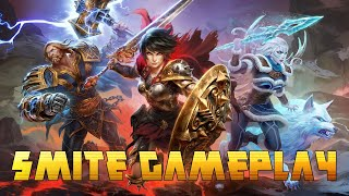SMITE Gameplay (Part 1) - First Look HD