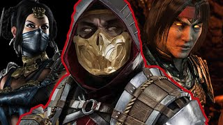 Mortal Kombat 11: All 20 Characters CONFIRMED So Far