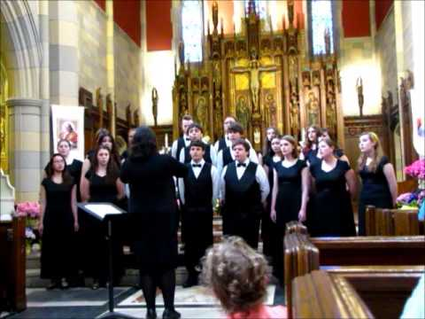 MLK Performed by the Taconic High School Chorus