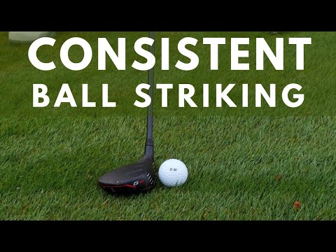 CREATE A CONSISTENT GOLF SWING - Then learn How to Take it from the Driving Range to the golf Course