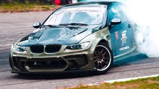 BMW E92 Eurofighter Drifting (NOT A BLUSS CAR)