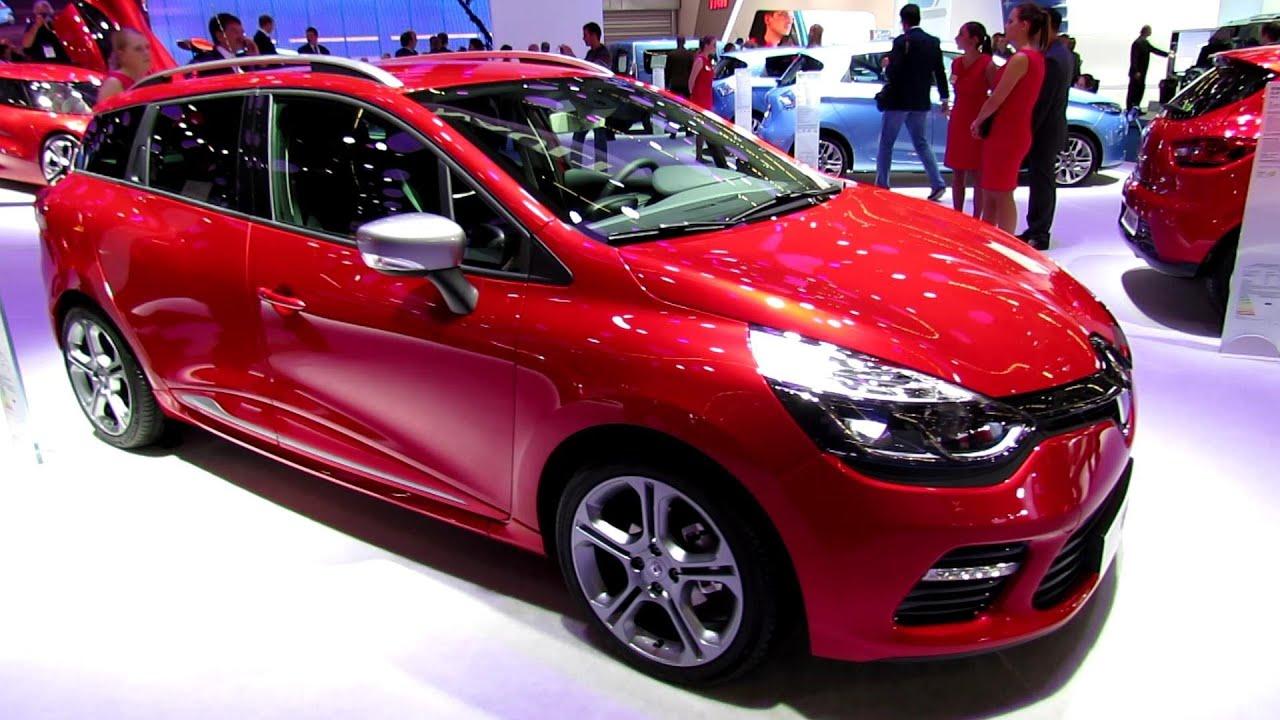Renault Clio 2014 Interior 2014 Renault Clio Grandtour