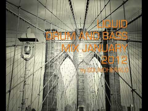 Liquid Drum and Bass Mix January 2012